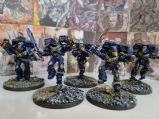 Death Strike Space Marine Vanguard Veterans Assault Squad
